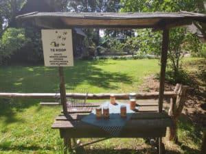 Honing uit Wapse
