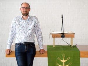 Ben van Werven Kruiskerk Diever