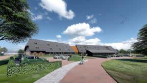 Werken of wonen in het nieuwe woonzorgcentrum in Vledder