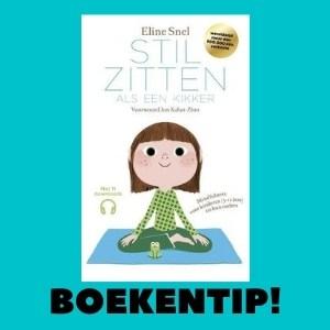 Boekentip! Stilzitten als een kikker met vele mindfulness oefeningen