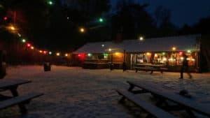 Taribush is ook geschikt voor groepsuitjes in de winter