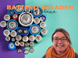 Blog Rilana Batterij opladen