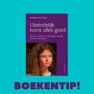Boekentip: Christina von Dreien 'Uiteindelijk komt alles goed'