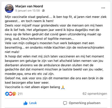 Facebookpost-Marjan-van-Noord
