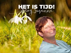 Het is tijd - Blog Susanne