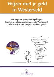 Folder Wijzer met je geld in Westerveld (Gemeente Westerveld)
