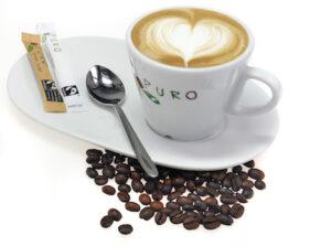 Fairtradekoffie bij Landhotel Diever