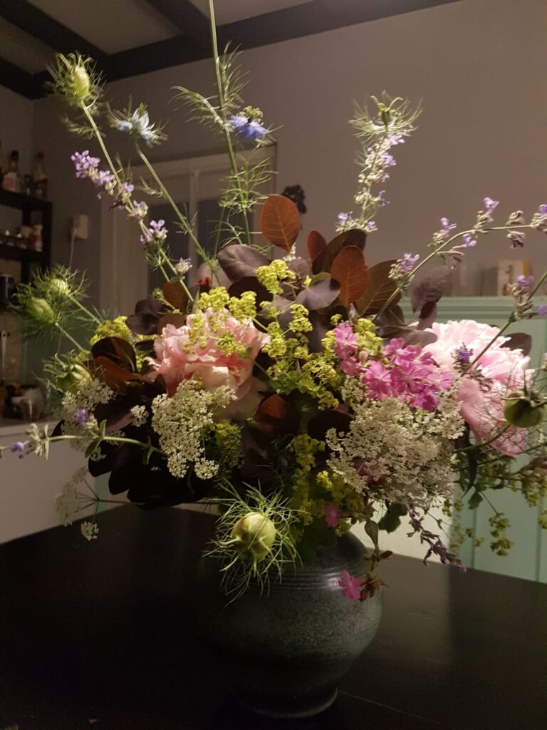 zomerse bloemen!