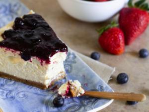 Cheeky vegan cheesecake