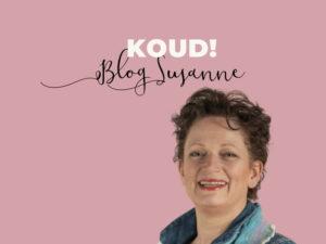 Blog Susanne Koud