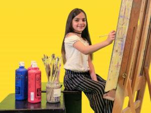 schildercursus scala kinderen